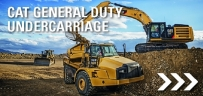 Our Caterpillar General Duty Undercarriage solutions